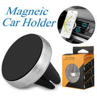 Car Mount Air Vent Magnetic Universal Car Holder Strong Magn...