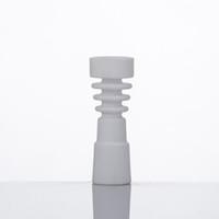 Chiodo in ceramica con giunto senza tetto femmina 10mm14mm realizzato in materiale ceramico per uso alimentare, spedizione diretta in Cina