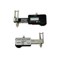 Wholesale-Pocket Digital Gauge,0-25mm/1'' Digital Caliper With Electronic Digital,Stainless Steel Measurement Jewelry Tool,High