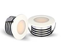 Оптовая цена Высокое качество Диммируемый COB светодиодные светильники 5W пятна СИД AC85-265V СИД потолочная лампа Теплый природный холодный белый