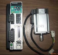 MSMA082A1G + MSDA083A1A servo + motor 100% probado trabajando