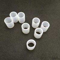 Puntali in silicone monouso in silicone per boccaglio Puntali in silicone monouso per silenziatore Tappo in silicone per atlantide