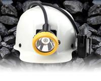 Heißer Verkauf KL5M Miner-Kappe-Lampe, super heller wiederaufladbarer Lithium-Batterie-LED-Scheinwerfer-Mining-Scheinwerfer-Außen-Jagd-Kopf-Lampe