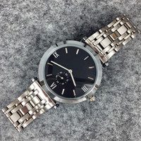 Fashion stainless Steel Quartz watch for man woman Japan Mov...