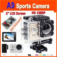 EKEN A9 Sports Camera 2 Inch LCD Screen HD 1080P 120 Degree ...