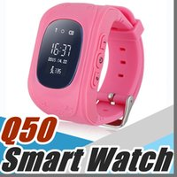 20X Q50 Kids Smart Watch GPS LBS Double Location Safe Childr...