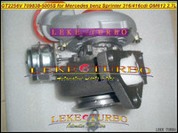 Turbocompresseur Turbo Pour Mercedes benz Sprinter I Van 316CDI 416CDI OM612 2.7L GT2256V 709838 709838-5005S 709838-5005S
