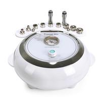 Горячие продажи алмазный пилинг машина вакуумной очистки лица 3 в 1 Dermabrasion электрические устройства моющее средство инструмент