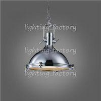 RH Benson Sarkıt Lamba Loft Işık Mutfak veya İşyeri Bağbozumu Aydınlatma Armatürü Sanayi Stili Bronz Krom Siyah Renk