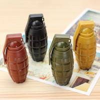 Criativo escritório papelaria fabricantes vendendo outras granadas encantadoras Cross Fire telescópica bola caneta caneta bomba