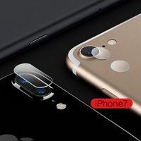 HD 0.26mm 2.5D для Iphone7 plus пленка для объектива iphone7 защитная пленка для объектива сотовый телефон стальное кольцо защитная пленка