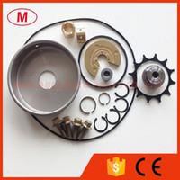 T3 T4 Turbo Kits de réparation / Kit de reconstruction / Kits de maintenance pour chargeurs T3 / T4 T3 T4 TB03 T04B T04E TBP4 Turbo 468265-0000 707897-0001 (WLZYQ001)