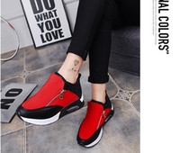 2016 autumn and winter shoes. Thick base. Casual shoes. Fashion shoes. Increased shoe. Air cushion shoes. Ladies shoes.