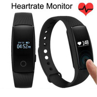 ID107 Bluetooth Smart Band Pulse Heart Rate Monitor Smart Wr...