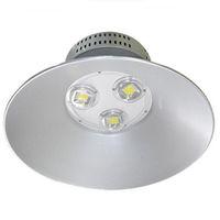 usine led haute baie lumière industrielle lumière 85-265V led150w lumières projecteur downlight station led éclairage de la canopée