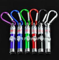Лазерная указка Pen Обучение ультрафиолетовый свет факел мини 3in1 красный светодиодный фонарик супер яркий брелок Handy