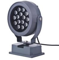 15W 18W 24W 36W led floodlights parete esterna lampada washlight illuminazione di paesaggio riflettore Bianco Rosso Giallo Verde Blu RGB impermeabile AC110V ~ 240 V