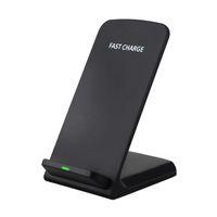 스탠드 패드 충전이 개 코일 빠른 무선 아이폰 X 8 충전기 플러스 삼성 Note8 S8 S7 치 충전기 무선에 대한