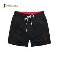 Wholesale- 2016 New shorts male beach shorts casual sports sh...