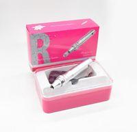 Elettrico Auto Derma Pen Terapia Timbro anti-invecchiamento micro Aghi micro Aghi Penna elettrica con imballaggio al dettaglio JJD1845