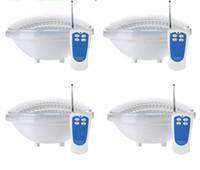 12 В номинальной 56 LED бассейн свет RGB цвета изменение пруд лампа водонепроницаемый IP68 с пультом дистанционного управления подводные огни CE ROSH 18 Вт 24 Вт 35 Вт 40 Вт 54 Вт