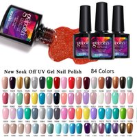 Modelones 84 Colors set UV Gel Polish Nail Art Salon Led Nai...