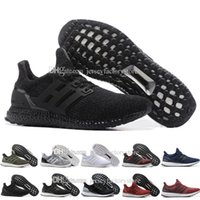 Ultra Boost 3. 0 Triple Black and White Primeknit Oreo CNY Bl...