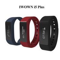 IWOWN I5 Plus Smart Bracelet With Touch Screen 0. 91 Inch OLE...