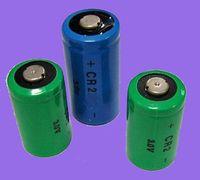 200pcs / lot de la cámara 3v de litio CR2 no recargable de la batería de fotos 2 CR CR2 CR2 DL KCR2 CR17355