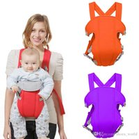 Comfort Portabebés y Eslingas para bebés Good Baby Toddler Recién nacido Cradle Pouch Ring Sling Carrier Winding Stretch 0-2 Years Baby 6 Colors