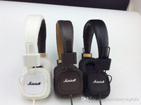 Marshall Major Headset With Mic Deep Bass DJ Hi- Fi Headphone...
