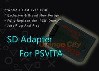 Новый Для SD2vita TF SD адаптер карты V3.0 для PS Vita для PSVITA PSV1000 PSV2000