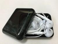 OEM Qualità 3.5 mm Auricolare In Ear Cuffie Con Telecomando e Microfono Per samsung S7 S8 note5 con L'imballaggio al dettaglio