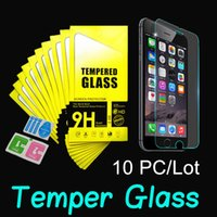 9H Tempered Glass Screen Protector for iPhone 8 7 Plus 6S 6 ...