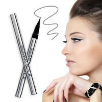 Hot Ultimate Black Liquid Eyeliner de larga duración a prueba de agua Eye Liner Pencil Pen Nice Cosmetic Tools