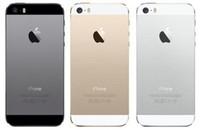 iPhone 5s отремонтированы телефоны 100% оригинальный Apple iPhone разблокирован с отпечатков пальцев 16G IOS двухъядерный 4.0 дюймов сотовые телефоны DHL бесплатно