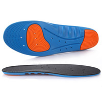 Sports de plein air respirant Flexible Semelle Semelle Femmes ou Hommes Chaussures Pad Silicone Damping Semelles Soins Des Pieds
