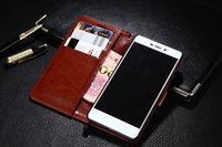 Draagbaar voor Xiaomi Redmi 3 Pro Case Cover Flip Luxe Lederen Case voor Xiaomi Hongmi 3 Pro Redmi 3 Pro Redrice 3 Pro
