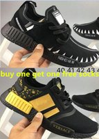 NEIGHBORHOOD NMD R1 PK NMHD NMD Authentic Men Running Shoes ...