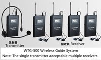 Boutique Takstar WTG- 500 UHF PLL Wireless tour guide system ...