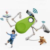 Accessori per telefoni cellulari Dispositivo anti-perso di rilevamento intelligente di chiavi a goccia a forma di anello Bluetooth per prevenire i rilevatori di attività di allarme persi