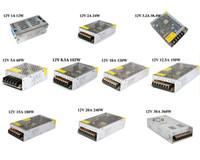 AC 110V 220V adattatore di alimentazione 12V DC LED di illuminazione del trasformatore della lampada Power Strip 1A 2A 5A 8A 10A 12A 15A 20A 30A Interruttore CE ROSH spedizione gratuita