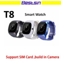 T8 Smart Watch wearable devices LBS tracker Bluetooth 3. 0 Ca...