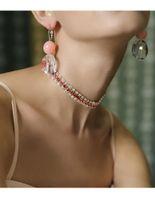 2017 neue Diamant Halsband Kragen, Halskette Korea Kragen Clavicular Halskette kurzen Abschnitt einfach Hals Schmuck Hals Kette