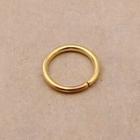 1000 pcs gold color Open Jump Ring 5mm, 6mm, 7mm, 8mm, 9mm for o...