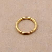 1000 pcs couleur or Open Jump Ring 5mm, 6mm, 7mm, 8mm, 9mm pour l'option bon pour la fabrication de bijoux