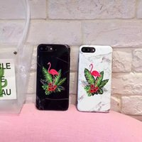 For IPhone 6 6s Plus 7 7 Plus Super Cute Cartoon Marble Marb...