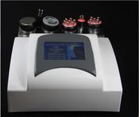 초음파 Cavitation 슬리밍 기계 Lipolaser RF 진공 체중 감소 장치 스킨 케어 뷰티 살롱 장비 주름 제거