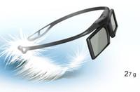Gafas de TV con obturador activo Bluetooth 2X compatibles con Panasonic TV 3D TX55-CXW404 / TX-48CX400E / TX-40CX700E / TX-55CR430E / TX-48AXR630 / TX-65AX