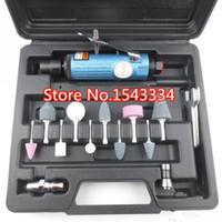 Livraison gratuite Air Die Grinder outils pneumatiques outils pneumatiques air meuleuse ensemble